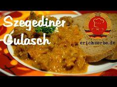 Szegediner Gulasch (von: erichserbe.de) - Essen in der DDR: Koch- und Backrezepte für ostdeutsche Gerichte | Erichs kulinarisches Erbe