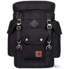 Black Files Backpack by Carhartt WIP
