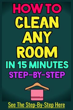 Cleaning schedules and checklists for cleaning your house - How to clean a cluttered house FAST - clean any room fast step by step and room by room to an uncluttered house on a budget - even if feeling overwhelmed Household Cleaning Tips, House Cleaning Tips, Cleaning Hacks, Cleaning Schedules, Cleaning Checklist, Cleaning Products, Spring Cleaning, Overwhelmed Mom, Feeling Overwhelmed