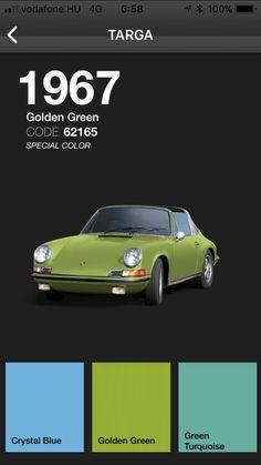 Porsche 911 Targa, Porsche Cars, Vintage Porsche, Vw Bus, My Ride, Cars And Motorcycles, Cool Cars, Dream Cars, Super Cars