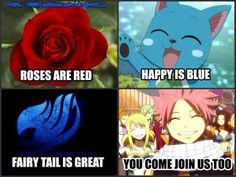 I'll gladly join Fairy Tail anytime