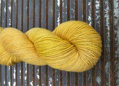 Cashmere/BFL/Silk Superwash Fingering  by KettleYarnCo on Etsy, £21.00