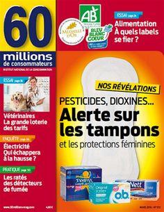 Después de que el año pasado una investigación reveló que el 85% de los productos con algodón en Argentina contenían glifosato, ahora un estudio de una revista francesa denuncia la presencia de este herbicida en marcas como Tampax y Always.