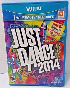 Just Dance 2014 - Nintendo Wii U Video Game Complete #Nintendo