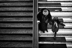 #Fotografía urbana, un excepcional trabajo de Matteo Alvazzi