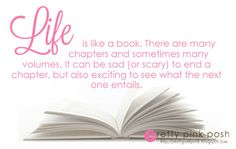 Life is like a book #sayings #truth