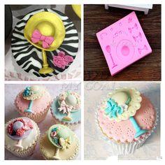 3D Flower Bowknot Silicone Fondant Mould Cake Decorating Baking Mold DIY Tool | eBay