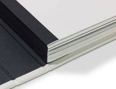 Masters Bookbinding's bespoke Swiss Bound books and bookbinding services use the highest quality processes to achieve stunning results. Book Binding Design, Book Cover Design, Book Design, Book Binding Types, Book Binding Service, Binding Covers, Book Presentation, Homemade Books, Printed Portfolio