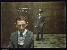 Jewish immigrant Sydney Skukerman, or Skukarman, was a 35-year-old conman posing as a commercial traveller who wrote fake cheques to department stores like David Jones and Anthony Hordern and Sons and other merchants to obtain money and clothing. Arrested and photographed at Central police station on September 25, 1924, he was sentenced to 18 months hard labour