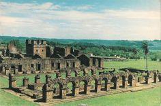 Jesuit Missions of La Santísima Trinidad de Paraná and Jesús de ...Paraguay / Unesco Word Heritage List