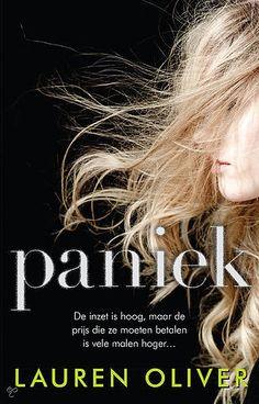 www.booklover.nl | Paniek - Lauren Oliver