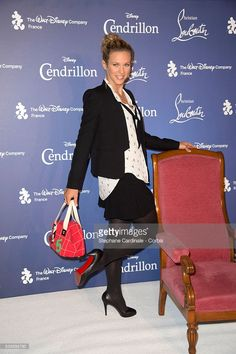 Photo d'actualité : Lorie atttends Cinderella Screening at Le Grand...