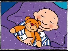 pyjama aan en dan naar bed