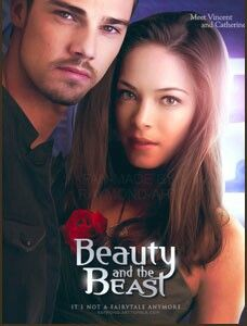 Beauty and the beast. Tv series from CW