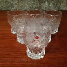 iittala Glasses Set Of 6, $144, now featured on Fab.