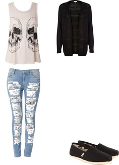 """lazy outfit ...#spring"" by hebatarek ❤ liked on Polyvore"