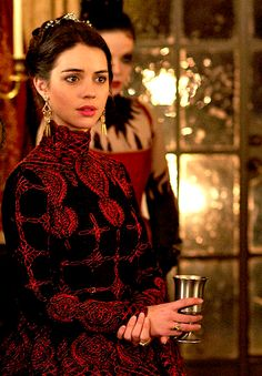 "New still of Mary Stuart in ""Getaway"" - Season 2, Episode 11. [x]"