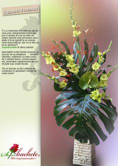 Creatii Florale