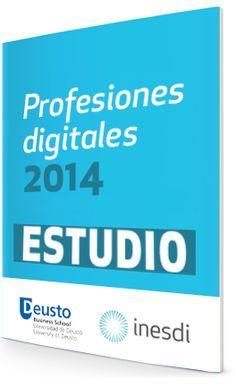 Crea y aprende con Laura: Estudio Inesdi de las Profesiones Digitales 2014