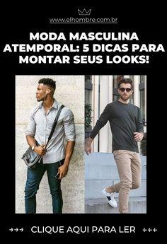moda masculina atemporal, estilo Men's Style, Mens Fashion, Life, Male Style, Little Man Style, Great Ideas, Moda Masculina, Men Styles