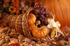 Harvest Cornucopia - thanksgiving Photo © SW Productions/Getty Images