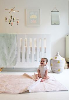 Sisters collaborating on nursery furniture across the globe