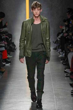 Bottega Veneta | Fall 2014 Menswear Collection | Style.com