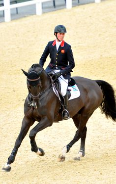 #Olympic_champion #Ben_Maher has been crowned the leading riding at the London International Horse Show. Britain's very own Ben, 29, won four classes on four horses during the competition at Olympia.