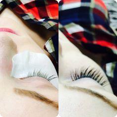 "Eyelash extensions ""Cute Set"""