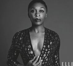 """Cynthia Erivo, proclaimed a breakout star for her appearance in the new """"Color Purple"""" on Broadway December 2015"""