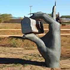 lol letterbox, hands, airports, letter box, novelti mailbox, funny mailbox, mailbox art, funni mailbox, mail boxes