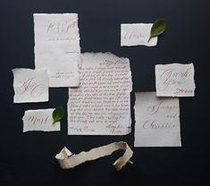 "93 Likes, 1 Comments - Nataline Putri (@natalineputri) on Instagram: ""Details ✏ #weddingcalligraphy #weddingstationery #weddinginspiration #calligraphy #balicalligraphy"""