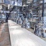 New Bouley Kitchen  :  Bouley Restaurant  & brushstroke Kaiseki
