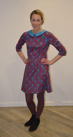 Lorna's Francoise dress