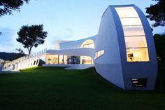 Luxurious Modern Residential Architecture of Casa Son Vida 1