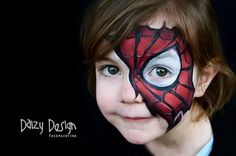 awesome Face Painting by Christy Lewis