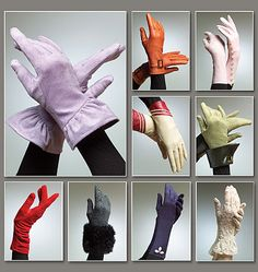 I want to make some fingerless wedding gloves but I cannot find a pattern any where online. Hi Danni, I have sent you a picture of a current Vogue Vogue Patterns, Gants Vintage, Sewing Crafts, Sewing Projects, Sewing Ideas, Vintage Outfits, Wedding Gloves, Fabric Remnants, Dressmaking