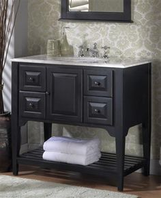 Bathroom Furnishings | Vanities | American Shaker Collection | Fairmont  Designs