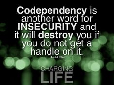 Can codependency destroy relationships video