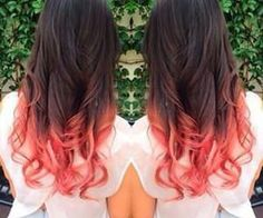 .#hair #ombre #color
