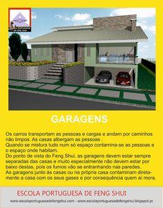 Escola Portuguesa de Feng Shui: GARAGENS