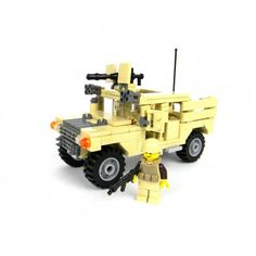 Special Forces Black Operations High Mobility Truck- Battle Brick Special Forces Black Operations High Mobility Truck This Set Contains Over 140 Pieces And 2 black ops soldiers with custom printed ghost faces!