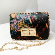 supernova sale , vintage oil painting flower bag leather handbags women 2013 ,women messenger bags,handbags designers brand0207