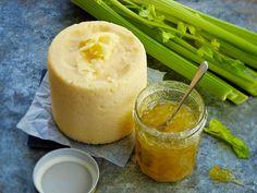 Varsisellereistä valmistettu hilloke sopii juustojen kera tarjottavaksi ja myös yllättäväksi ruokalahjaksi. Cantaloupe, Chili, Pudding, Sweets, Cheese, Fruit, Desserts, Recipes, Kala