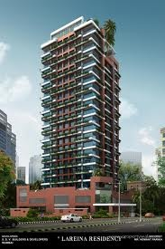 Lareina Residency located at Vikhroli east. 21 storied tower with all modern amenities offering 2 BHK flats with minimum area of 1155 sq ft. Interested buyers can reach us at +912265698777 or write us at ashwani@propertyfete.com