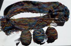 Linenstitch NOT JUST ABOUT KNITTING