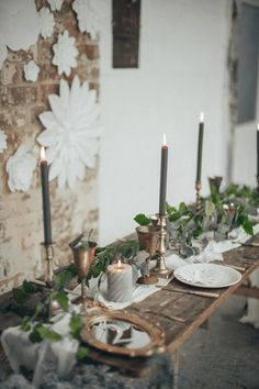 Unique Wedding Tablescapes   Best of 2015   Bridal Musings Wedding Blog