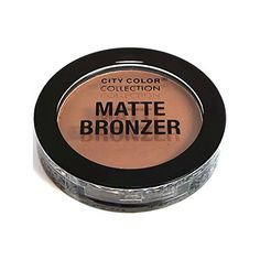 CITY COLOR  Matte Bronzer Caramel Highly Pigmented -- More info could be found at the image url. (This is an affiliate link)