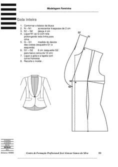 Tremendous Sewing Make Your Own Clothes Ideas. Prodigious Sewing Make Your Own Clothes Ideas. Blazer Pattern, Collar Pattern, Jacket Pattern, Clothing Patterns, Dress Patterns, Sewing Patterns, Pattern Drafting Tutorials, Sewing Tutorials, Pattern Making Books