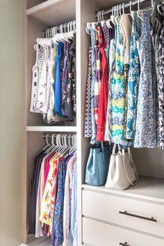 DIY Custom Closet - IKEA TARVA & IVAR HACK - Handmade Weekly Diy Custom Closet, Custom Closet Design, Bedroom Closet Design, Master Bedroom Closet, Custom Closets, Wardrobe Design, Closet Designs, Closet Renovation, Closet Remodel
